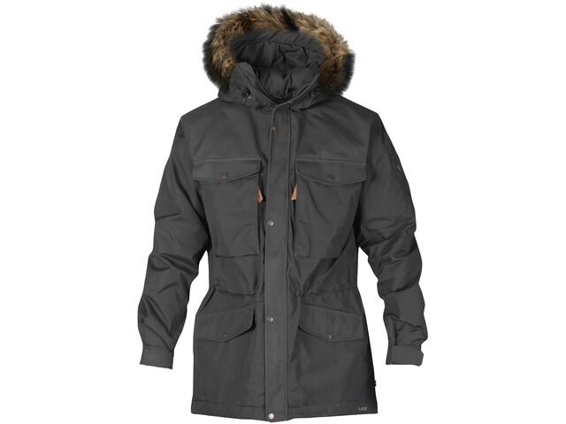super quality best deals on shop best sellers Fjällräven Sarek Winter Jacket Herren dark grey